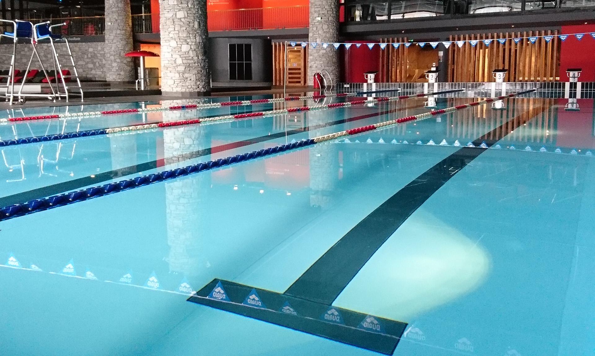 Josselin maître-nageur à Nantes